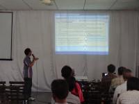 Presentasi Yegar di Yogya